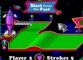 Fuzzy's World of Miniature Space Golf - DOS
