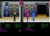 Zak McKracken and the Alien Mindbenders Enhanced - DOS