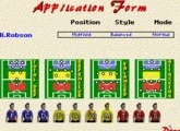 Player Manager 2 - DOS