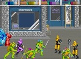 Teenage Mutant Ninja Turtles II - The Arcade Game - DOS