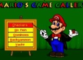 Mario's Game Gallery - DOS