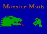 Monster Math - DOS