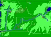 Firestorm - The Forest Fire Simulation Program - DOS