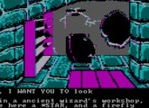 Sorcerer of Claymorgue Castle - DOS