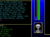 Skull Quest II - The Vortex - DOS