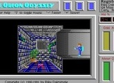 Orion Odyssey - The Search for the Magic Ankh - DOS