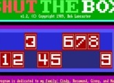 MicroLink Shut the Box - DOS