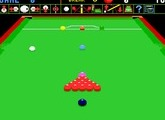 Jimmy White's Whirlwind Snooker - DOS