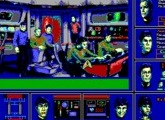 Star Trek - The Rebel Universe - DOS