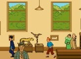 The Adventures of Tintin - Prisoners of the Sun - DOS