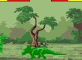Dino Wars - DOS